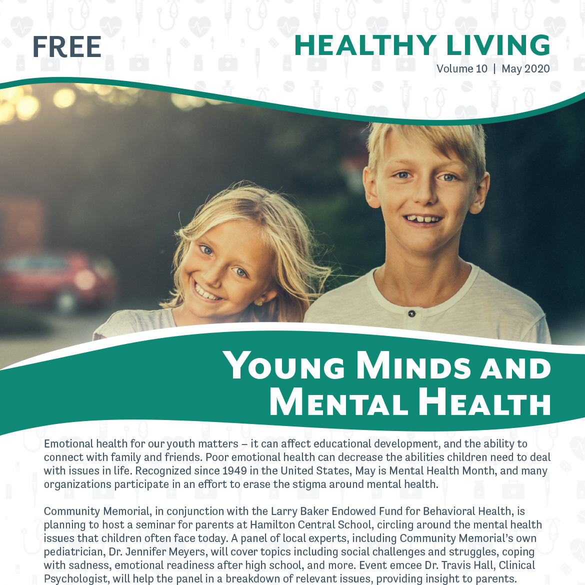 May 2020 Healthy Living Newsletter