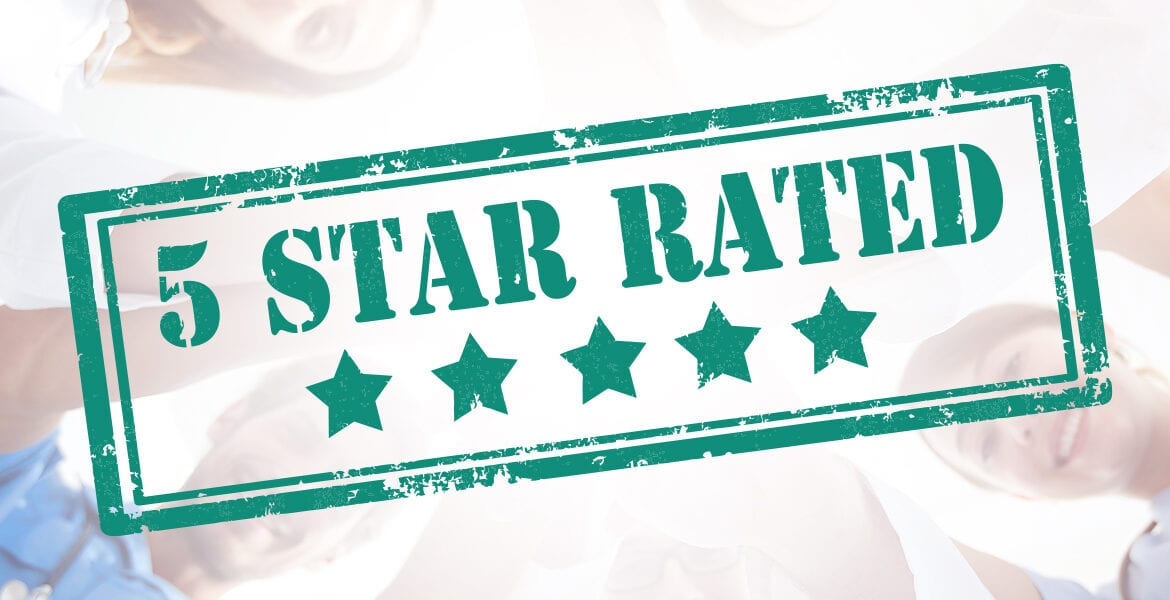 Blog - 5-Star Rated