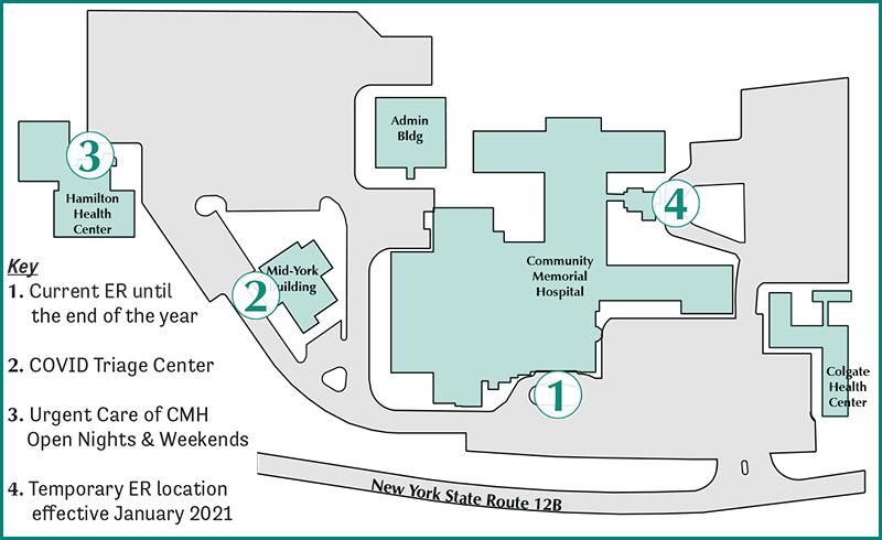CMH Map 2020