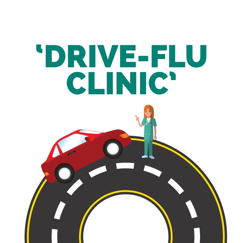 CMH Drive Flu Clinic